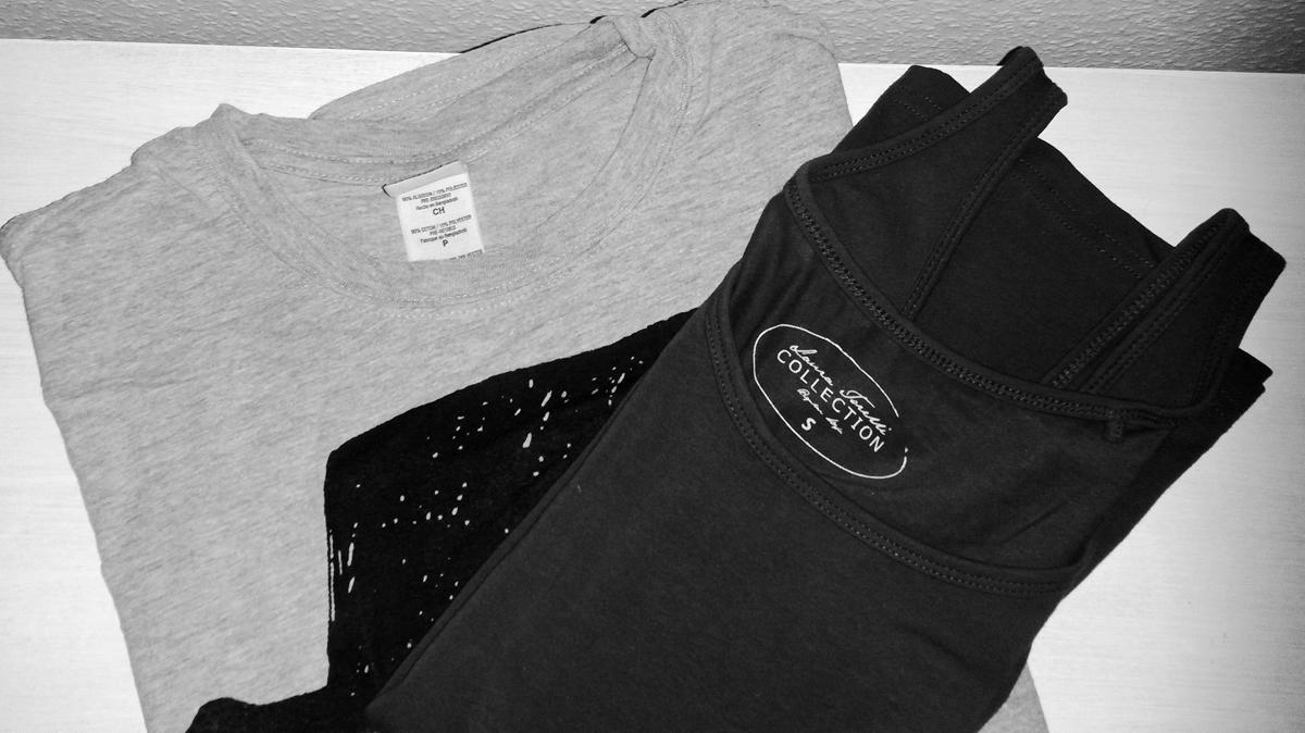 Minimalistischer leben thema kleiderschrank wir for Minimalistischer kleiderschrank