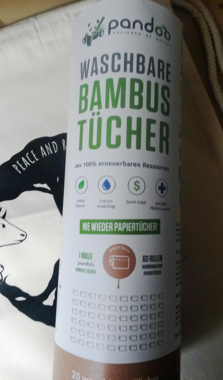 bambustucher